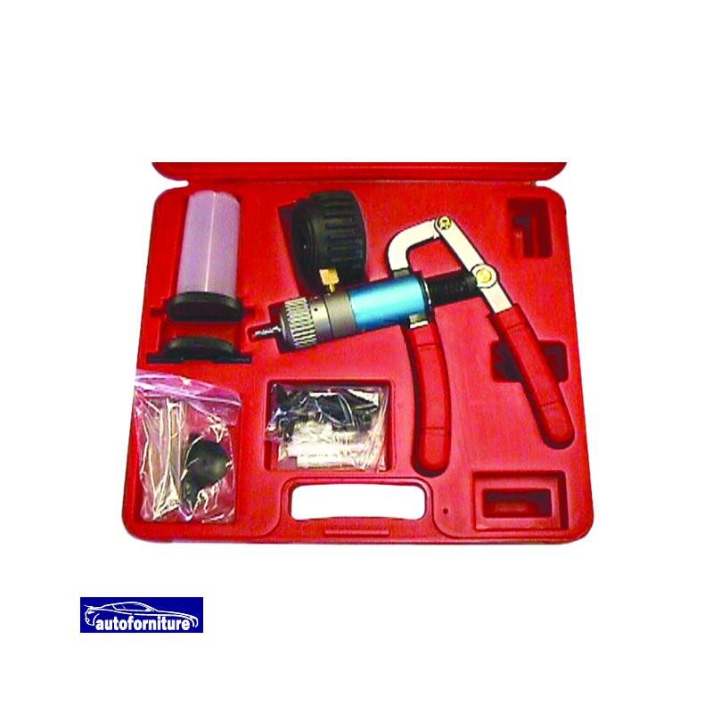 Tester controllo pressione/depressione con accessori