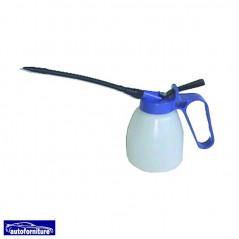 Oliatore a pressione in plastica canna flessibile 300gr