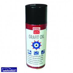Grafite spray lubrificante 400ml
