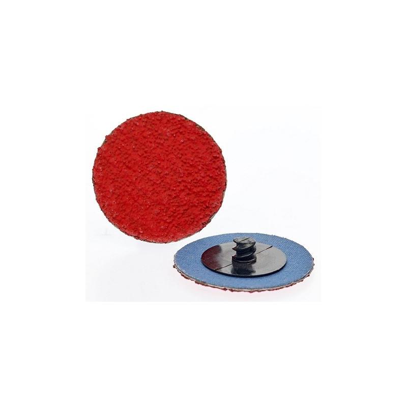 Dischi Attacco Rapido Rollock d.51mm con minerale abrasivo ceramico - linea DAR R