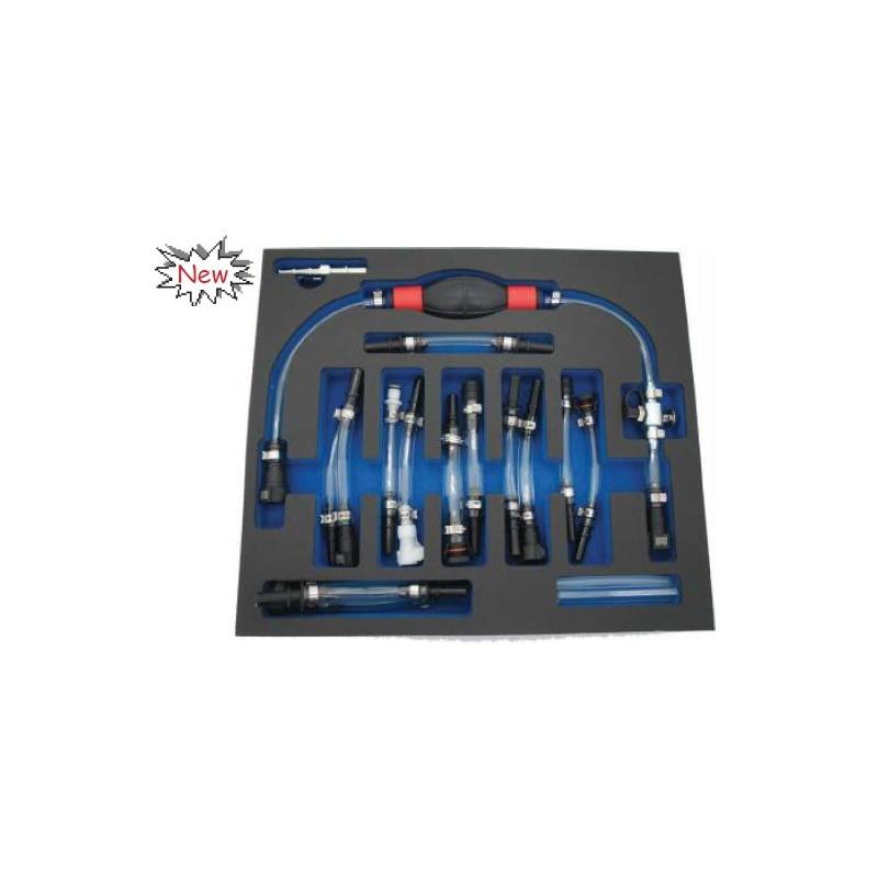 Kit manuale per riempimento filtro gasolio