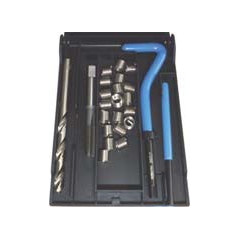 Kit di riparazione filetti helicoil monodimensionale Ø4x0,7